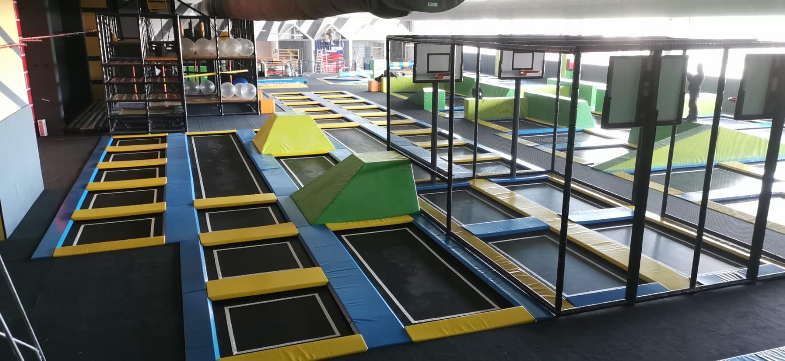 trampoline park sould park Torrevillage